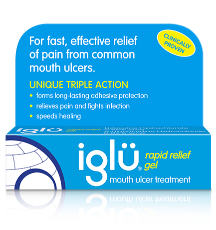 Iglu Rapid Relief Gel